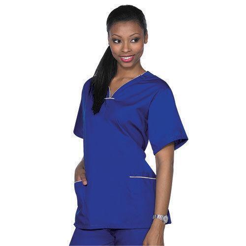 Royal Blue Nursing Scrubs | eBay