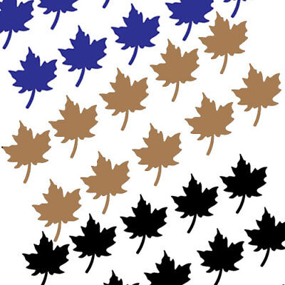 20 Maple Leaf Stickers for Decal Home Decor Wall Window Room Envelope party - Wall Decorations For Parties