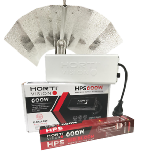 Hortivision Digital HPS Grow Light Kit 600w Jandakot Cockburn Area Preview