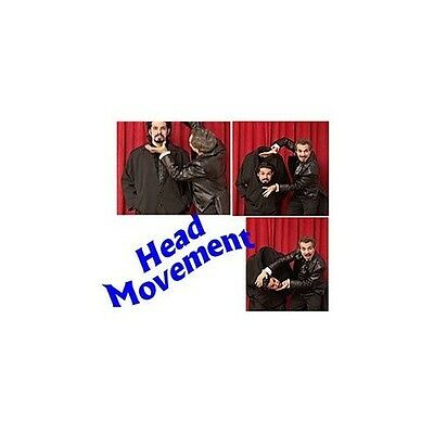 Head Movement - Tora Stage Magic Trick Illusion Remove Off Body Halloween - Scary Halloween Magic Tricks