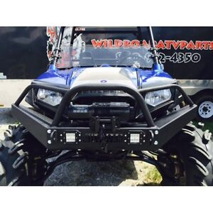 Polaris RZR 570/800 (08-14) Xtreme Front Bumper W/LED Lights Free Shipping