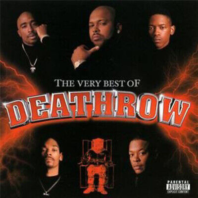 Various Artists : The Very Best of Death Row CD (The Very Best Of Death Row)