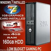 Refurbished Gaming Desktop
