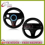 Black Wii Steering Wheel