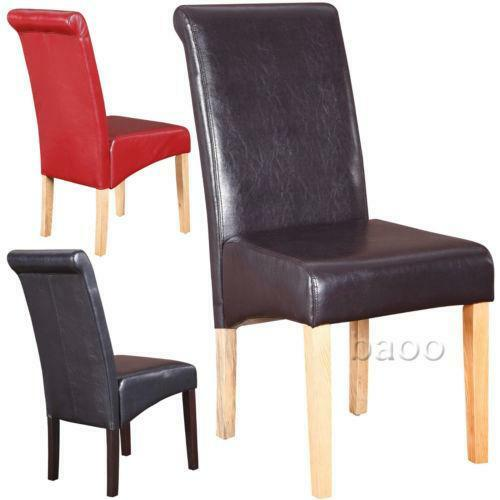 Leather Dining Room Chairs Ebay Image Mag : 3 from imagemag.ru size 500 x 500 jpeg 21kB