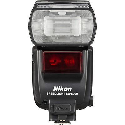Nikon SB-5000 AF Speedlight Flash i-TTL AF Shoe Mount Flash - *NEW*