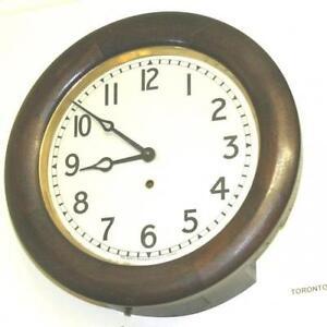 Pequegnat Toronto Wall Clock