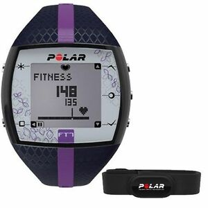 Polar-FT7-Fitness-Heart-Rate-Monitor-Blue-Lilac-90048735-Women-039-s-HRM-Size-XS-SM