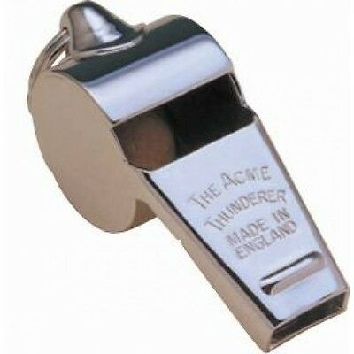 (ACME Thunderer 60.5 Metal Official Referee / Dog Whistle)