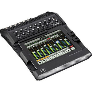 Mackie DL1608 iPad-Controlled 16-Channel Digital Live Sound Mixe