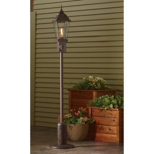 Fancy Outdoor Post Lights: Decorative Lamp Post