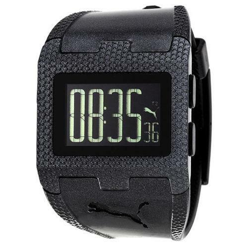 puma digital watch men ebay