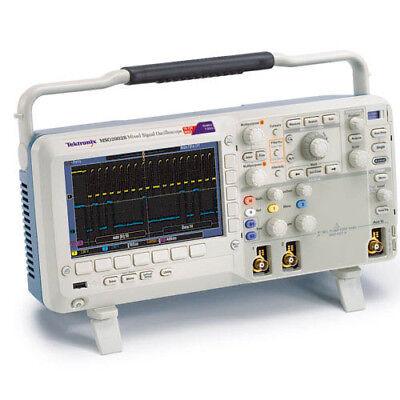 Tektronix Mso2022b 200 Mhz 216-ch 1gss Mixed Signal Oscilloscope