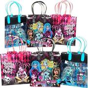 Monster High Goodie Bags