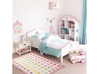 Great Little Trading Company Dotty Dolls House Toddler Bed