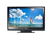 32 INCH TOSHIBA LCD HD TV WITH BUILT IN HD FREEVIEW CHANNELS**DELIVERY IS POSSIBLE**