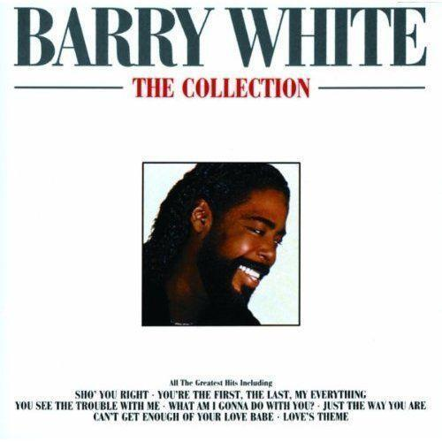 Barry White Greatest Hits Ebay