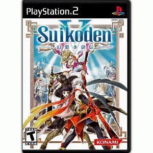 Best suikoden games
