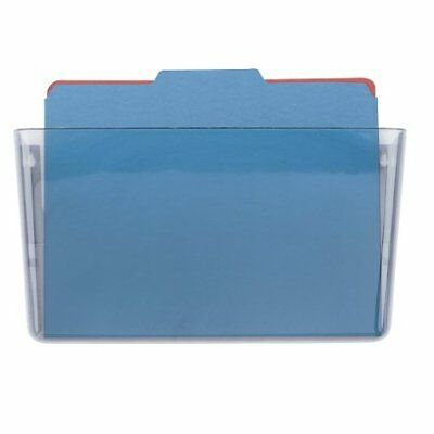 Oic Space Saving Filing System - 7 Height X 13 Width X 4.1 Depth - Plastic -