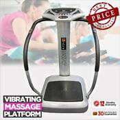 Vibration Exercise Machine