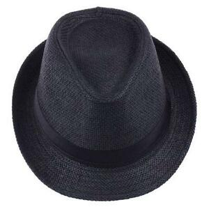 Black Gangster Hat 2c7abbb763f