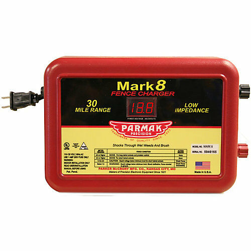 Parmak Mark 8/110-120 volt AC Operation 30 Miles