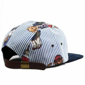 ea86ae6f31e Polo 5 Panel Hat