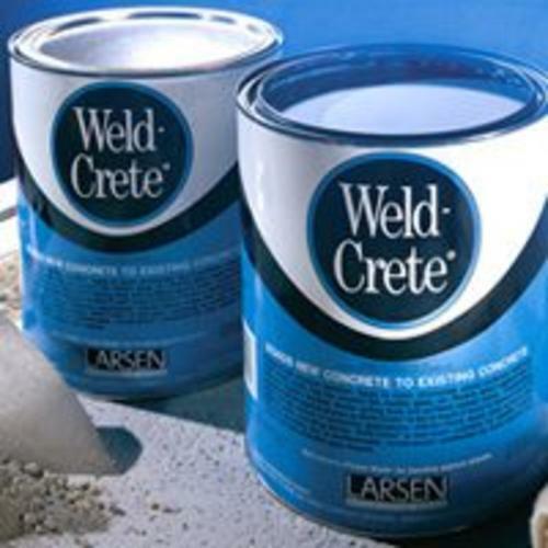 """Larsen Products WCQ06 """"Weld Crete"""" Concrete Bonding Agent, Quart"""