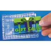Gift Card Puzzle