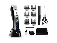New Elehot Electric Hair Clippers Professional Cordless Rechargeable Hair Trimmer
