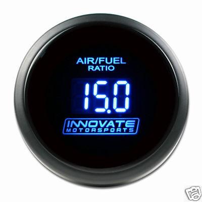 Innovate 3793 Motorsports Blue DB Gauge Wide Band AFR Meter 52mm - gauge
