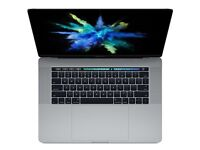 Apple macbook 15inch i7 touchbar