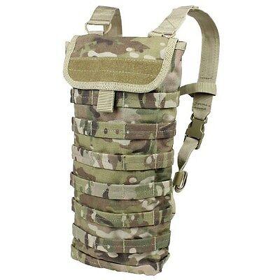 Condor HC MULTICAM Molle Water Hydration Carrier Backpack w/ Shoulder Straps