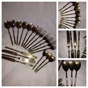 Bronze Cutlery