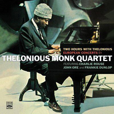 Two Hours With Thelonious - Europäischen Konzerte von Thelonious Monk
