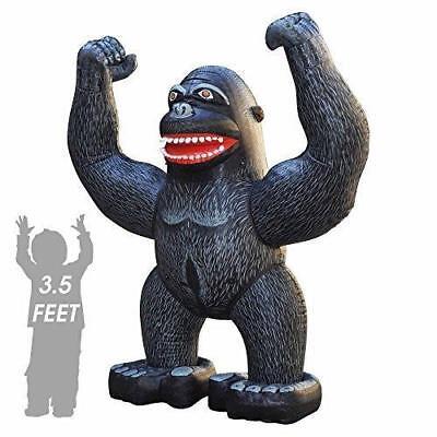 Inflatable Gorilla King Kong Monkey Ape X-Large Realistic Advertising Display - Inflatable Gorilla