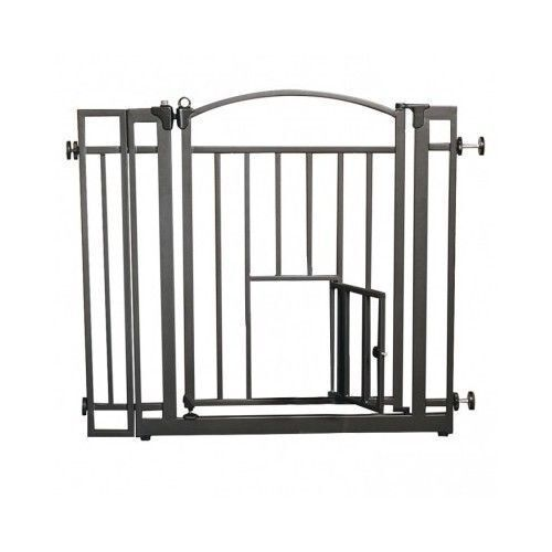 how to build a pet gate ebay. Black Bedroom Furniture Sets. Home Design Ideas