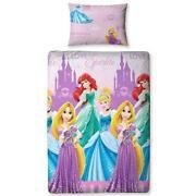 Disney Princess Quilt Cover