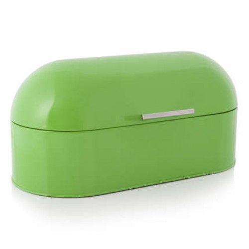 Green Kitchen Bin: Green Bread Bin