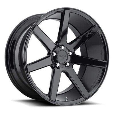"Fit Bentley 20"" Staggered Niche Wheels M168 Verona Gloss Black Popular Rims"