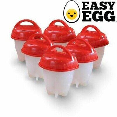 12pcs - Easy Egg Hard Boiler Kitchen Tools New  ()