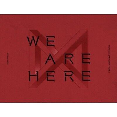 Monsta X-[Take.2 We Are Here] 2nd Album Random CD+Book+Polaroid+Card+Gift K-POP