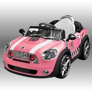 pink remote control car