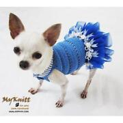 Blue Dog Dress