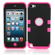 iPod Touch Black Hard Case