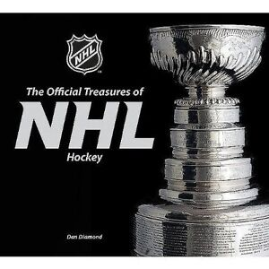 The Official NHL Hockey Treasures [Hardcover Book]