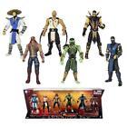 Mortal Kombat Action Figures 6