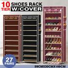 Fabric Shoe Box Shoe Organisers