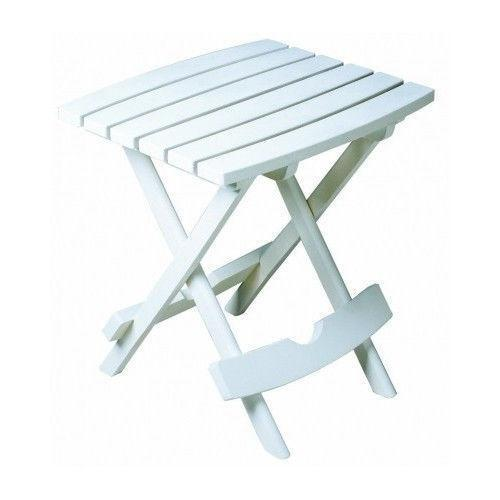 Folding Patio Table Ebay