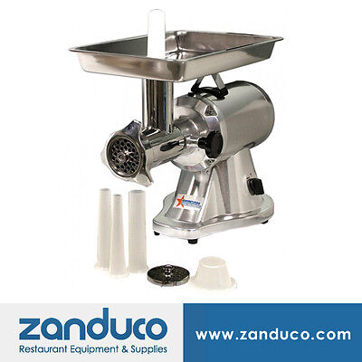 Omcan Commercial 22 Aluminum Meat Grinder With 1.5 Hp Mg-cn-0022-e